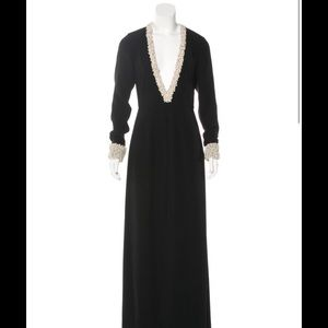Rachel Zoe embellished maxi dress